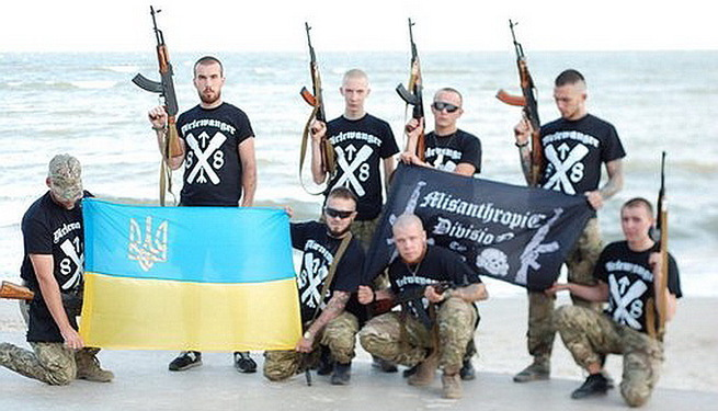 Украинский SS-Sonderkommando Dirlewanger для